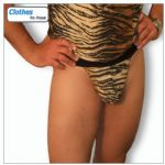 Mens G String - Tiger